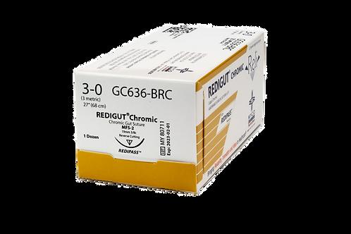 RELI® REDIGUT® Chromic Gut Absorbable Suture - 360/case
