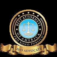 Best Attorneys of America - Pro-Bono - C