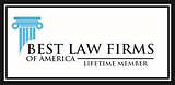 Best Law Firms of America - Rho Law Grou