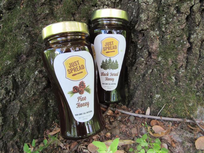 Dark Honeys