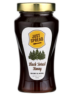 Just Spread Pure Black Forest Honey