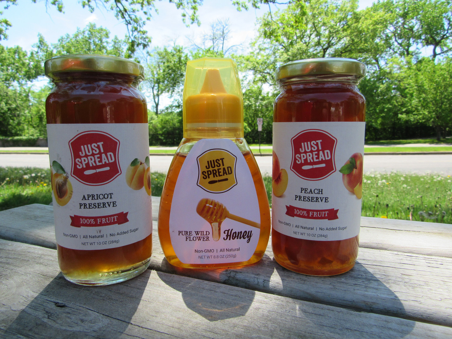 Honey and Preserves