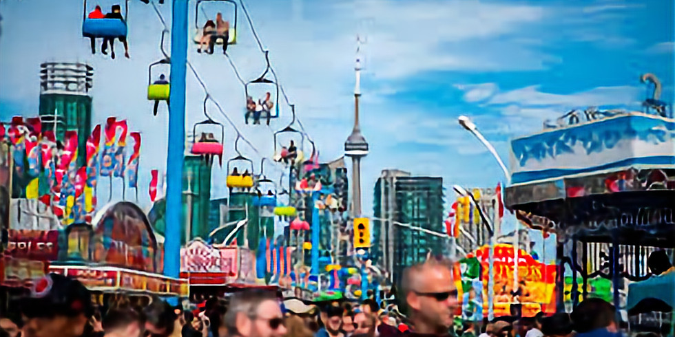 Volunteers needed for Cadet Booth at CNE!
