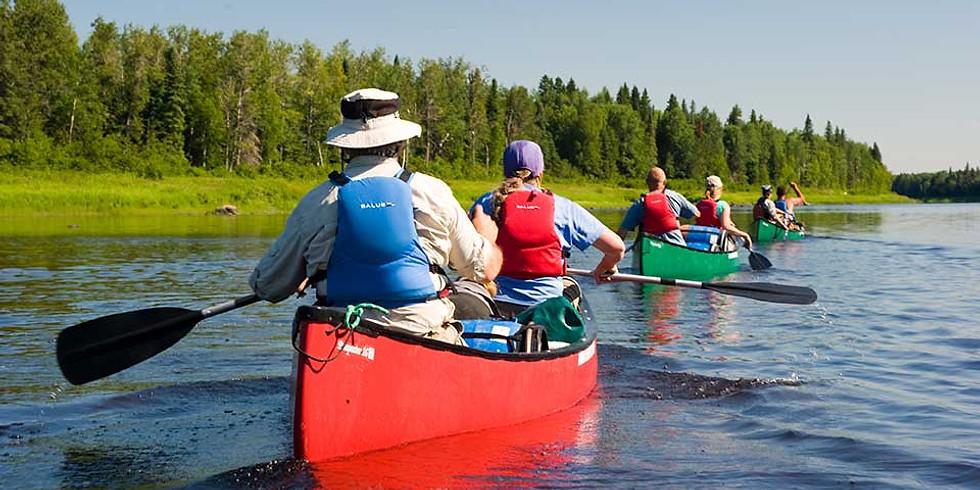 Kayaking Falcon Adventure FTX