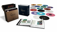 Queen and Universal Music announce 'Queen: The Studio Collection' - 180gm vinyl box set, plus a 'Que
