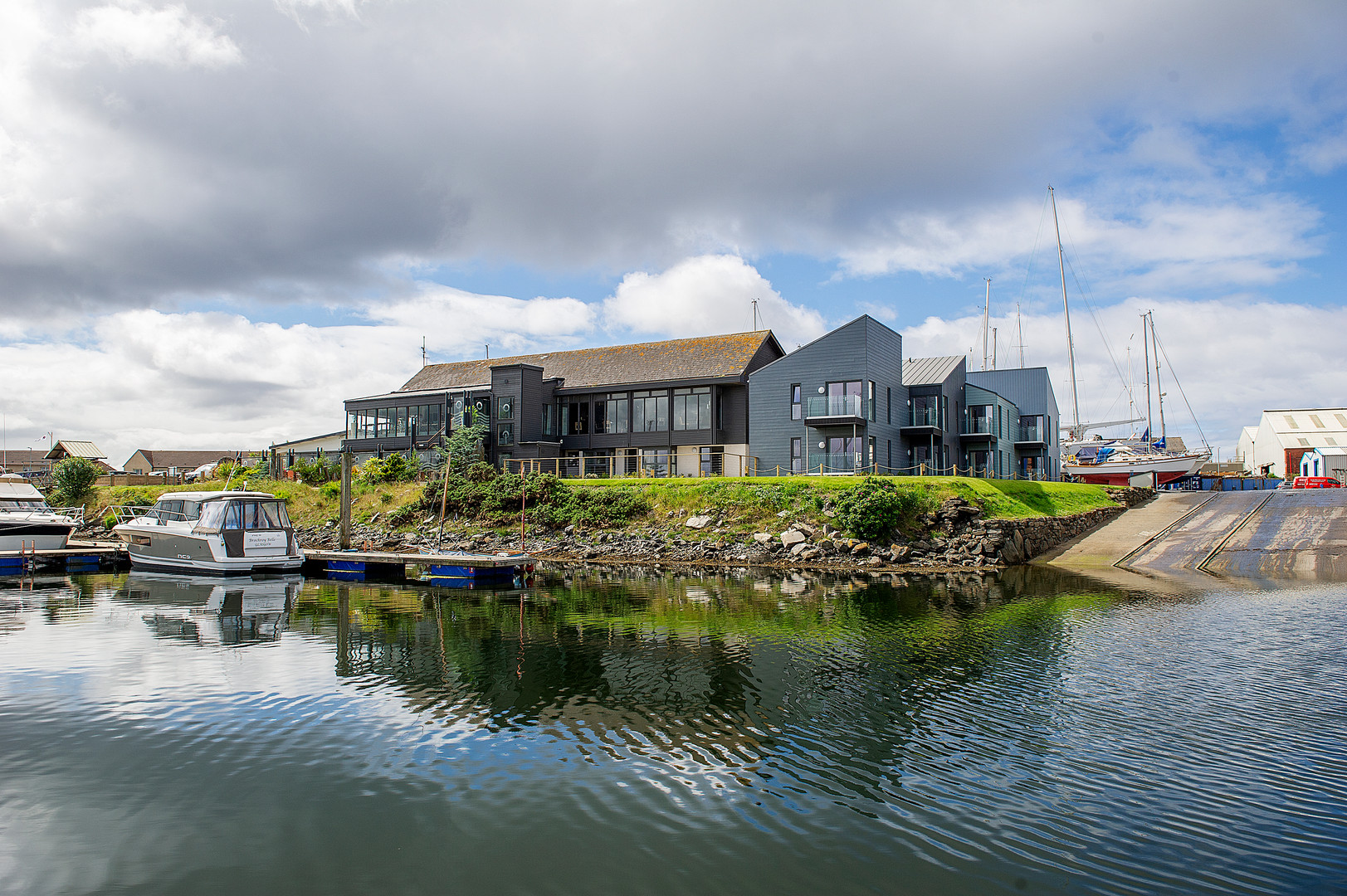 Salt Lodge at Troon Yacht Haven
