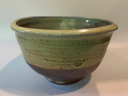 Green Triangle Bowl #3