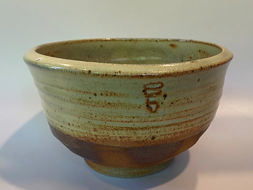 Green Triangle Bowl