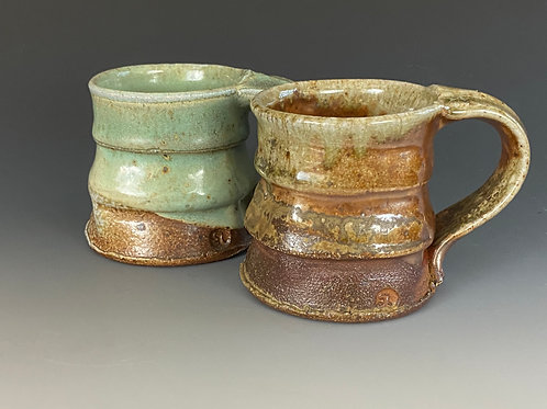 Three-tiered Mugs