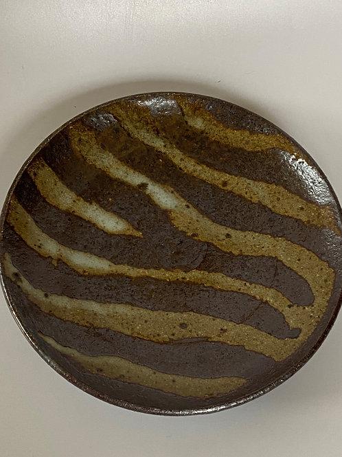 Zebra Plate 1