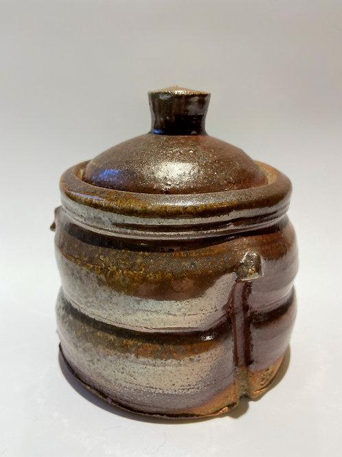 Small Shino jar