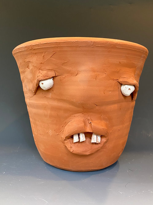 Face Jug Planters-Extra Large