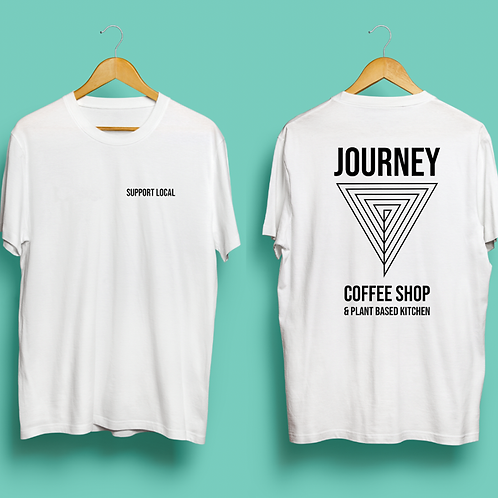Support Local Journey Tee