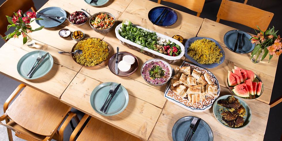 Sabzi Supper Club