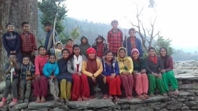 20170128 Bhitri Sundarta Club in Samari