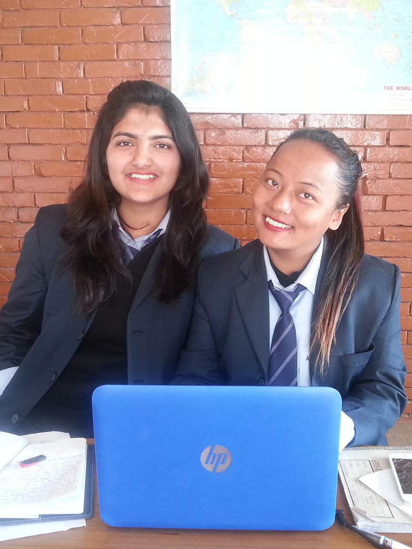 20170210 AIMS College - Sharmila and Bis