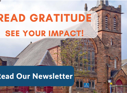 Gratitude: Read our newsletter!