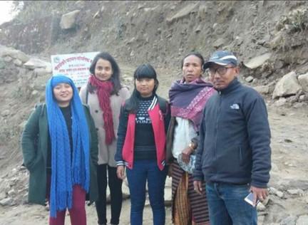 Update On Salina From Nepal