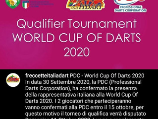 PDC-World Cup off darts 2020