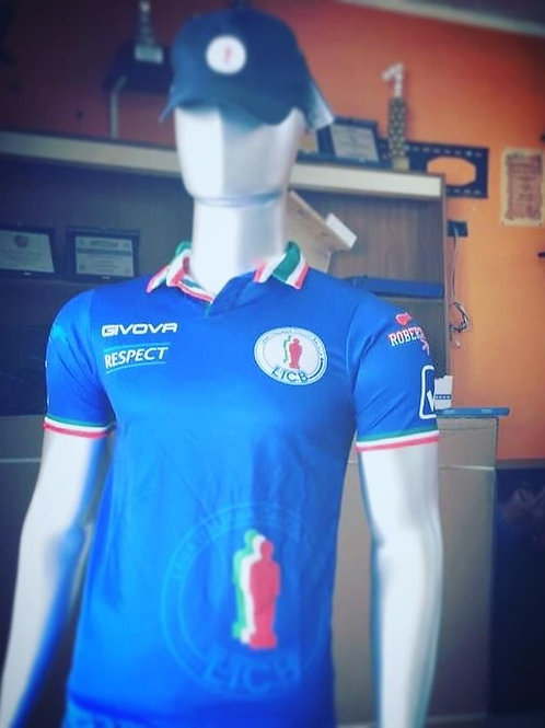 T-shirt nazionale italiana LICB