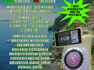 III Coppa Campania Radikal dart on Line