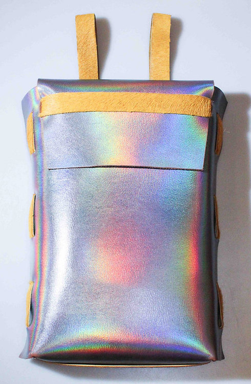 BIG AMSTERDAM - BACKPACK HOLOGRAPHIC