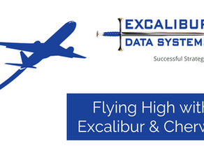 Flying High with Excalibur and Cherwell
