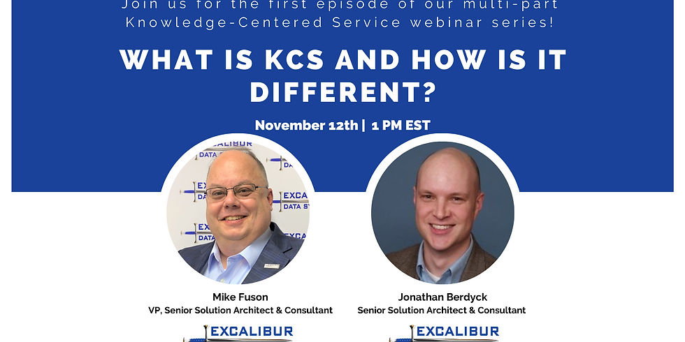 KCS Series   What is KCS and How is it Different?