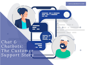 Chat & Chatbots: The Customer Support Story
