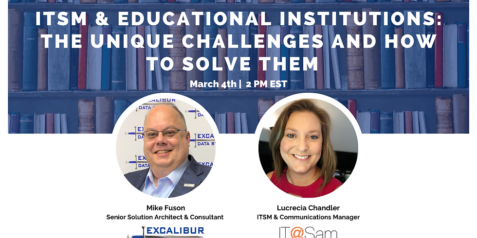 ITSM & Educational Institutions: The Unique Challenges and How To Solve Them