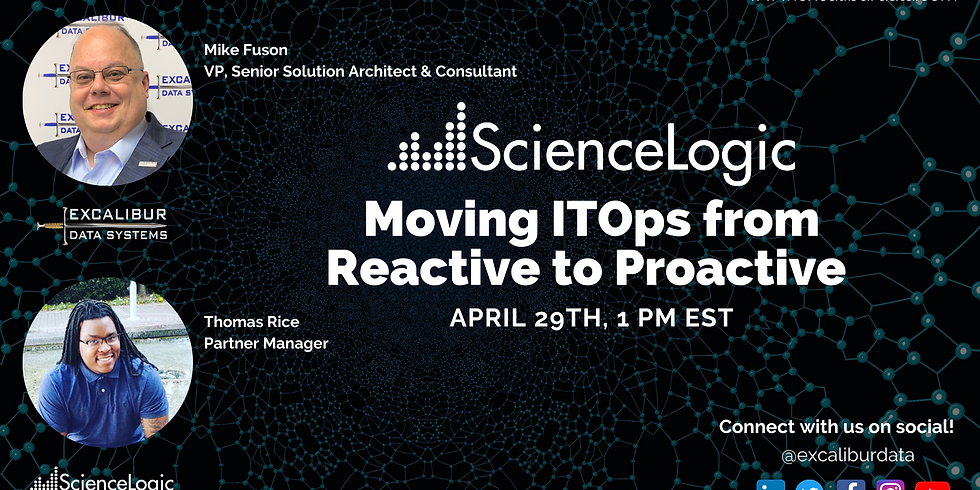 ScienceLogic: Moving ITOps from Reactive to Proactive