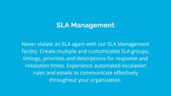 SLA Management