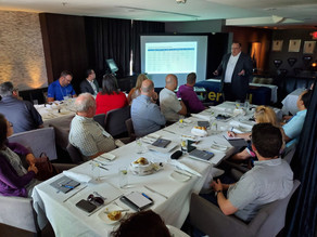 Excalibur Data Systems and Cherwell Host First Halifax Event