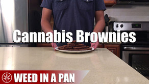 Weed In A Pan: How to Make Pot Brownies From Scratch