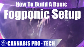How To Build A Fogponic Style Aeroponic System