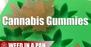 Weed In A Pan: How To Make Cannabis Gummies