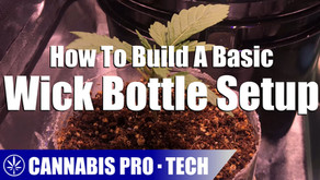 How To Build A Basic Wick Bottle Setup