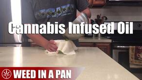 Weed In A Pan: How to Make Cannabis Infused Coconut Oil