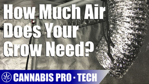 The CFM Your Exhaust Fan Requires for Your Grow Space
