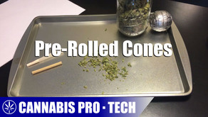 Cannabis Pro・Tech: Using Pre-Rolled Cones to Make Joints