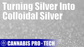 Using Silver to Make Colloidal Silver