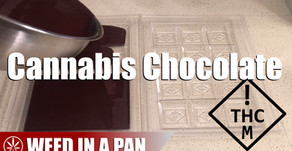 Weed In A Pan: How To Make Cannabis Infused Chocolates