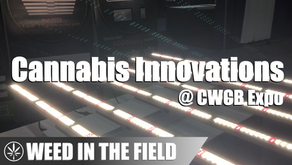 Weed In The Field: Cannabis Innovations @ CWCB Expo