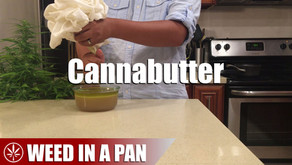 Weed In A Pan: How to Make Cannabis Infused Butter