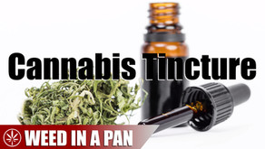 Weed In A Pan: How To Make Cannabis Tincture