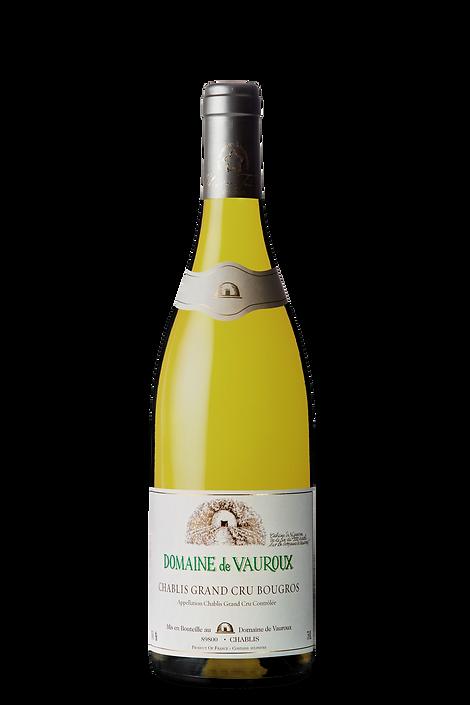 Domaine de Vauroux, Vins, Chablis, Olivier Tricon, Bougros