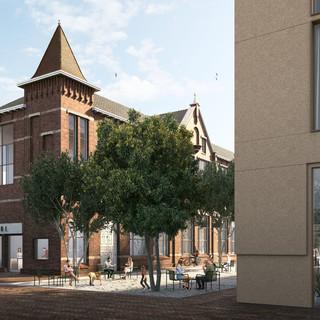 Schoolkwartier Waalwijk, 2021