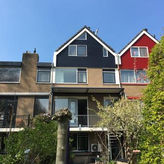 Balkonoverkapping, Delft 2019