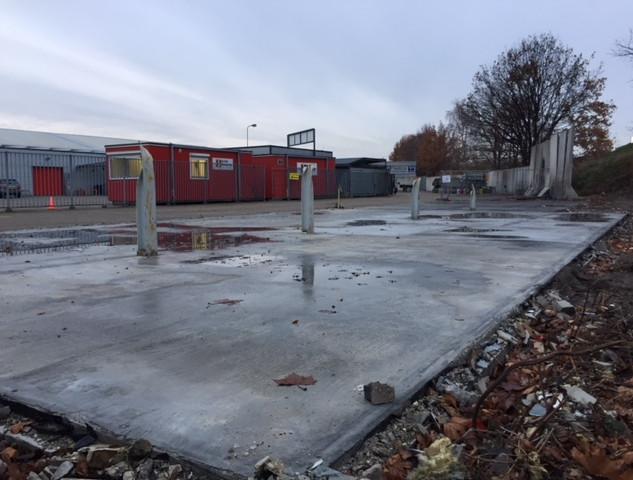 Bedrijfspand Voets, Bergen op Zoom 2019