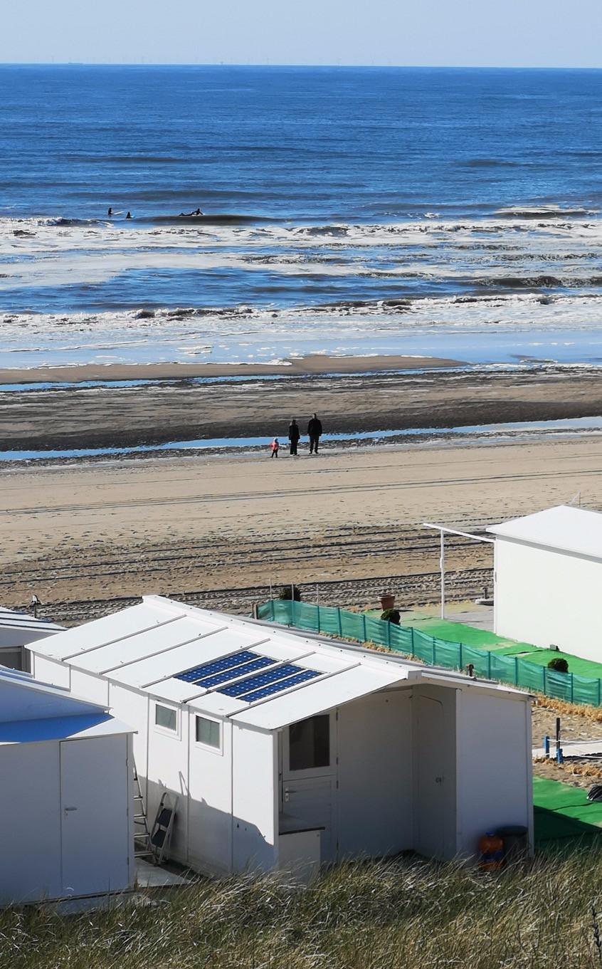 Solar strandhuis, Zandvoort 2019